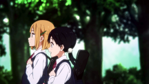Tamako & Midori