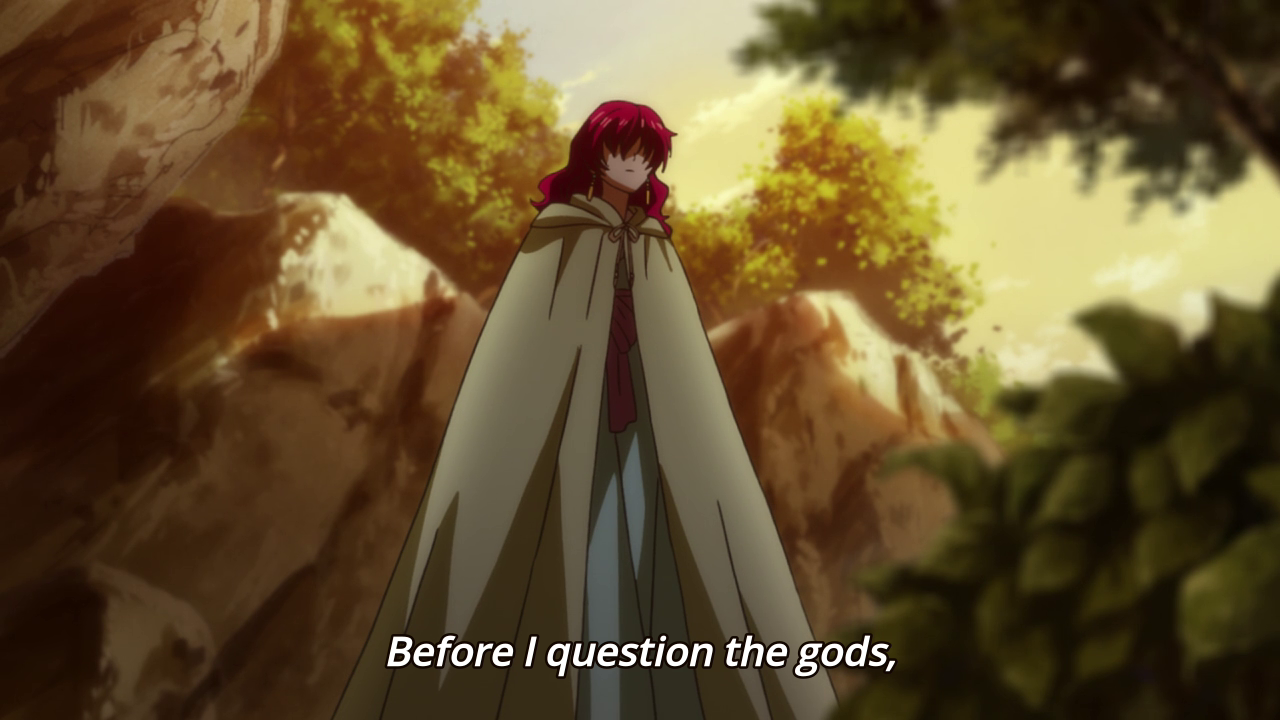 Slice Of Life Quote: Akatsuki No Yona Anime Quotes