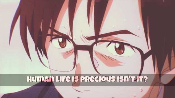 Parasyte The maxim quotes (1)