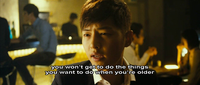 Slice Of Life Quote: Korean Movie Quotes