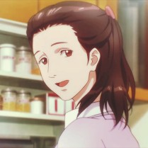 Shinichi's Mother