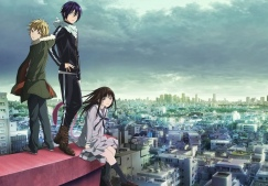 noragami official poster