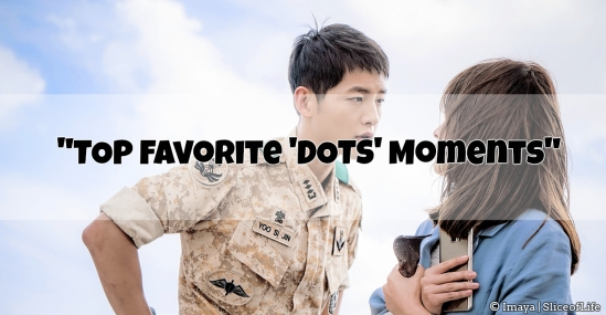 top favorite dots moments