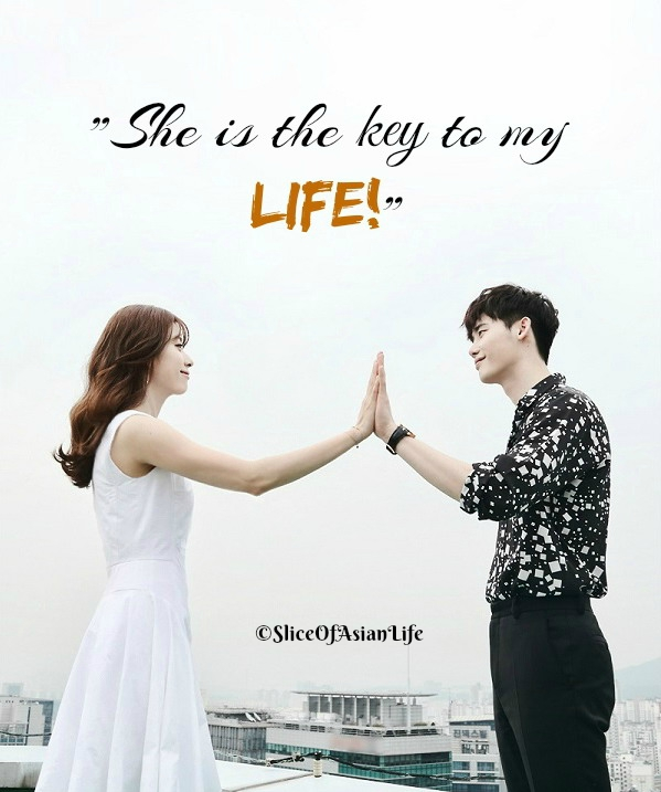 images w quotes  W Two Worlds Kdrama Quotes – Slice Of Life