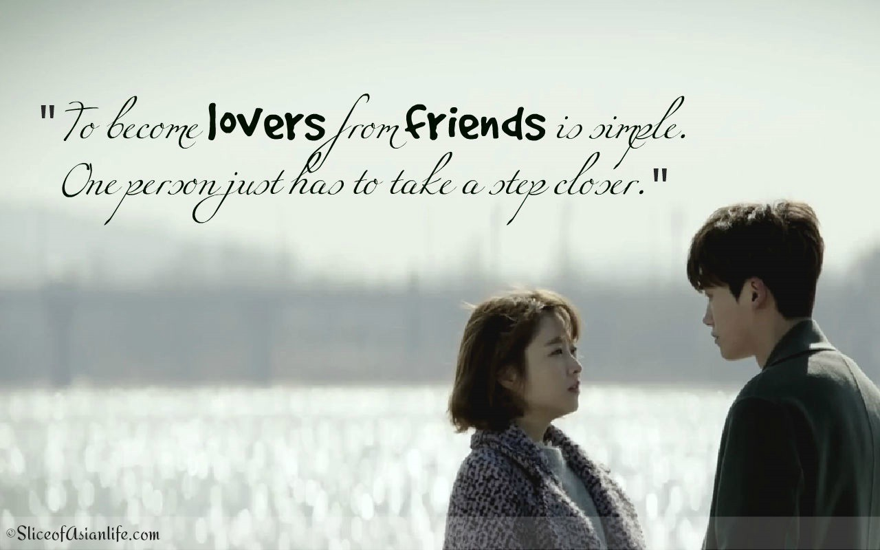 kdrama quotes slice of life